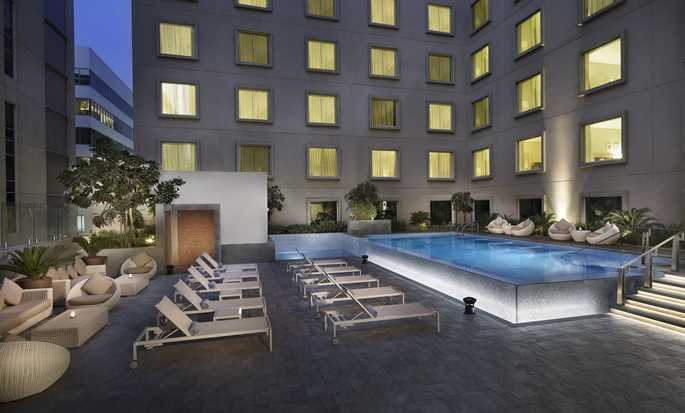 Hilton Garden Inn Mall of the Emirates Hotel – Außenbereich